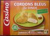 Cordons Bleus de Dinde - Produit