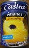 Ananas en tranches - Produit