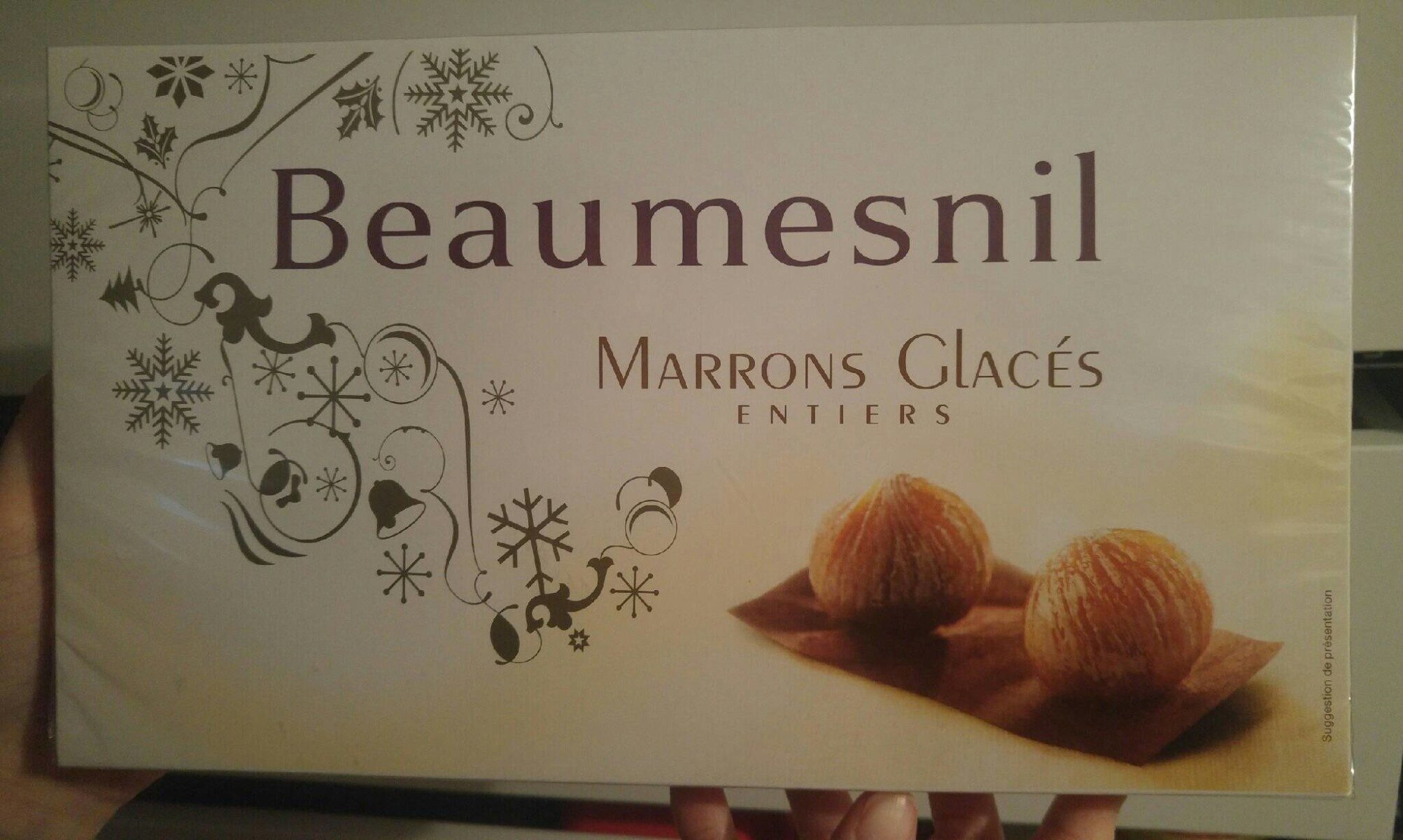 Marrons Glacés Entiers - Produit - fr