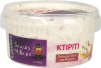 Ktipiti fromage blanc aux poivrons - Product - fr