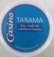 Tarama aux oeufs de cabillaud fumés - Product