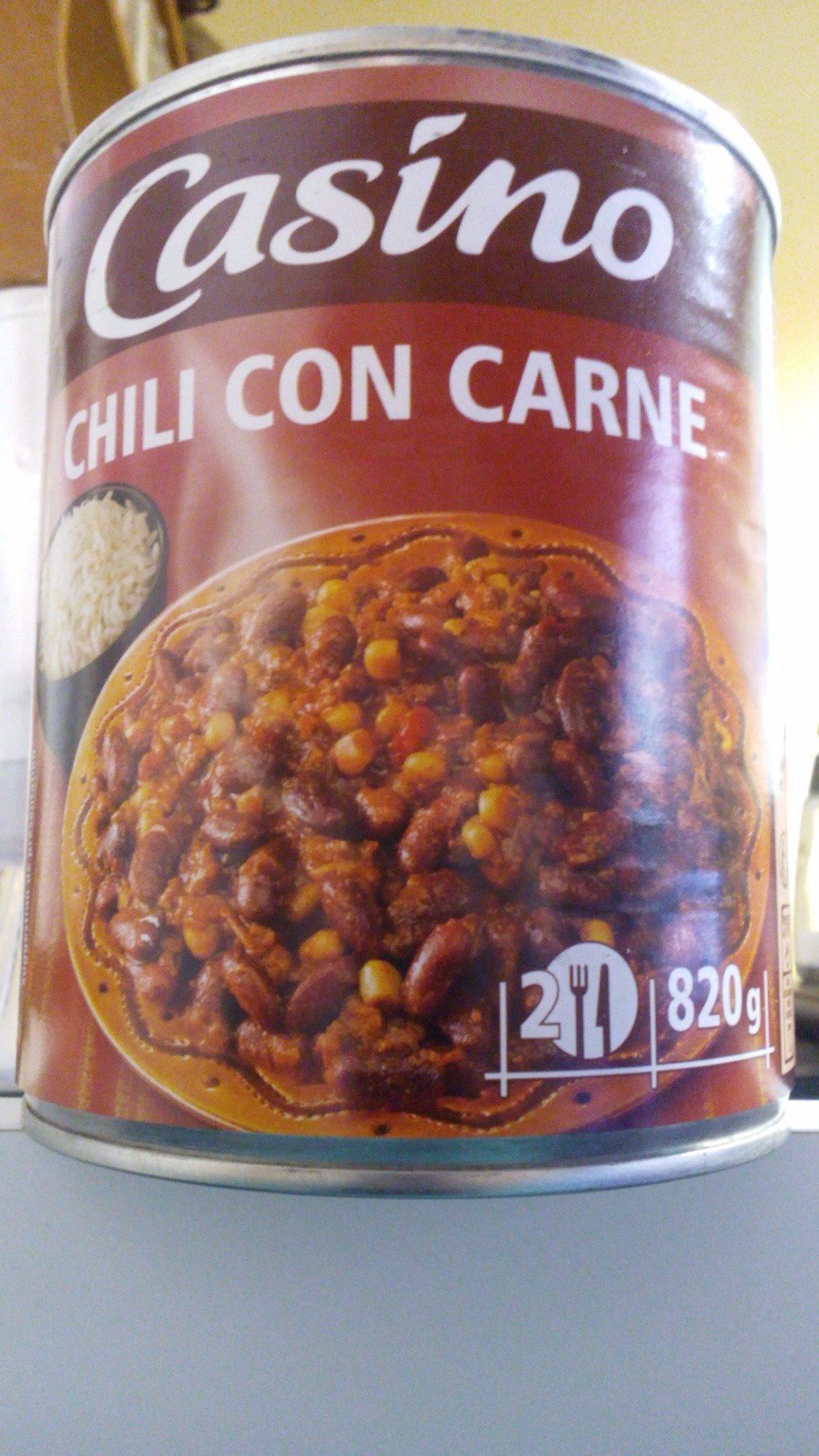 Chili con Carne 820 g Casino - Product