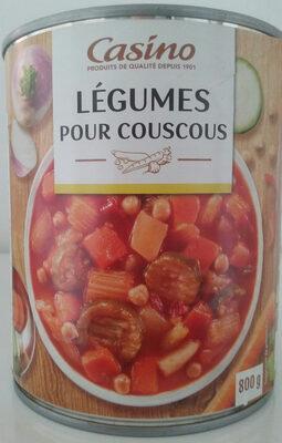 Légumes pour cousous - Produit - fr