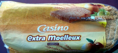 Pain de mie Extra Moelleux complet - Prodotto - fr