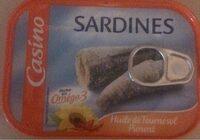 Sardines au piment - Produit - fr