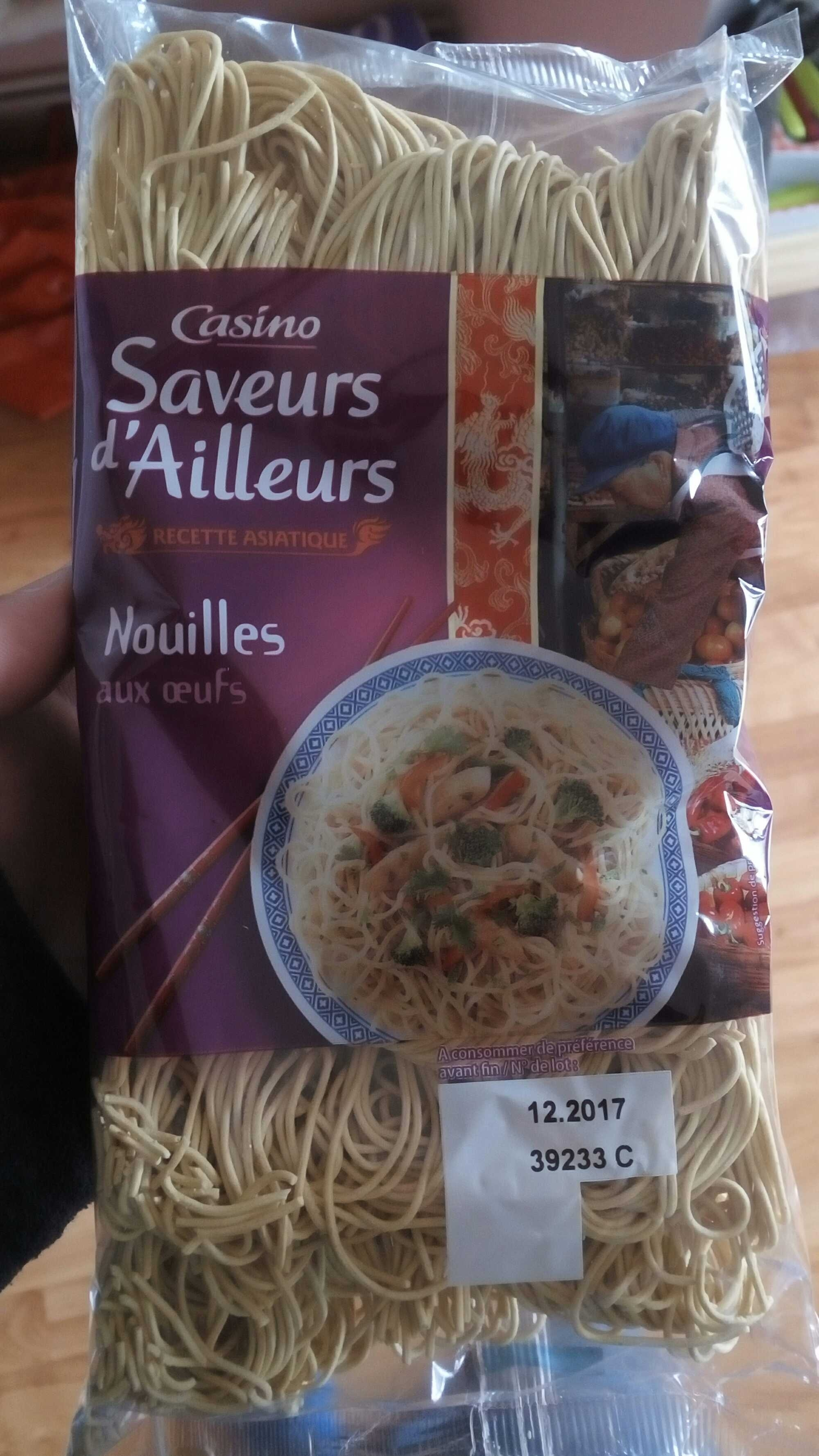 Nouilles aux oeufs - Product - fr