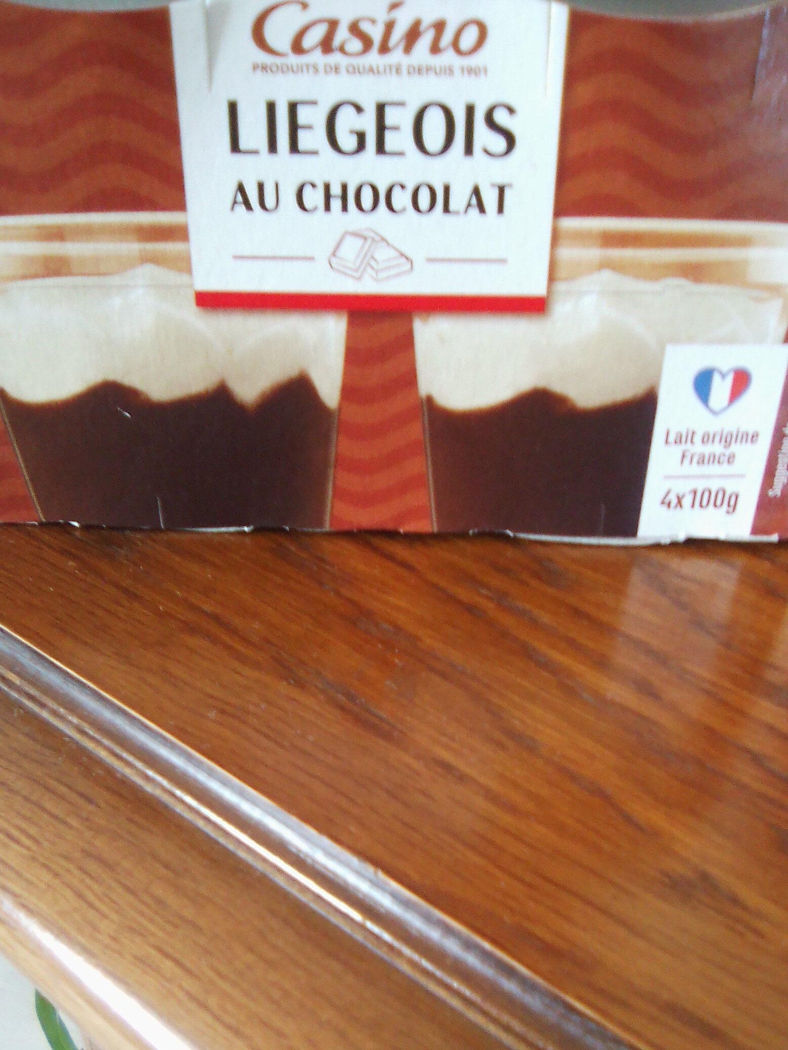 Gourmandise viennoise chocolat - Produit - fr