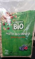 Muesli floconneux Fruits & Graines - Produit - fr