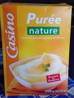 Purée nature - Purée de pommes de terre en flocons - Prodotto - fr