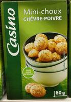Choux Chevre Poivre 60G Co - Produit - fr