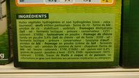 Choux Chevre Poivre 60G Co - Ingredients