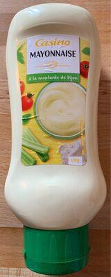 Mayonnaise à la moutarde de Dijon - Produit - fr