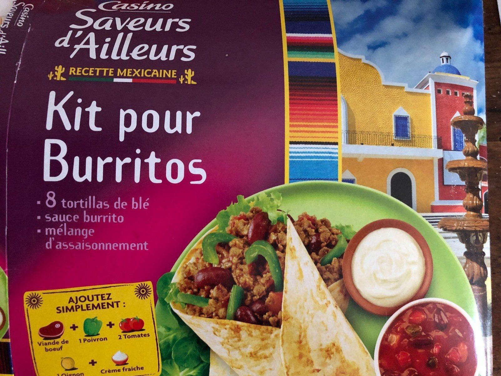 Kit pour Burritos - Product - fr