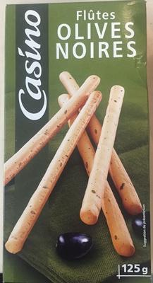 Flûtes Olives Noires - Product