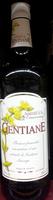 Boisson fermentée aromatisée à la gentiane - Produit - fr