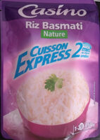 Riz Basmati Nature - Product