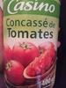 Concassé de Tomates - Produit