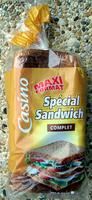 Maxi Format Spécial sandwich complet - Produit - fr