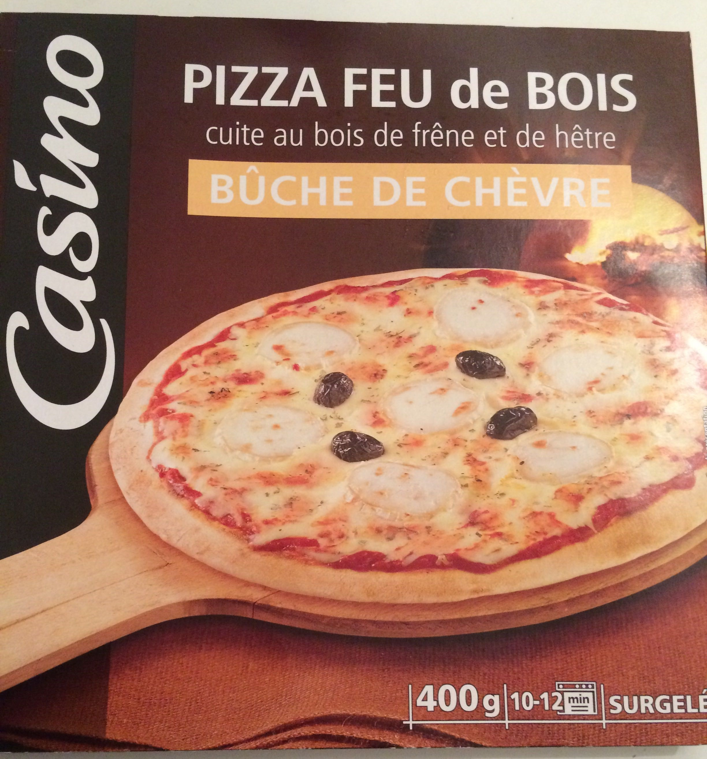pizza de casino