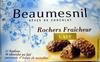 Rêves de chocolat Rochers Fraîcheur Lait Beaumesnil - Product