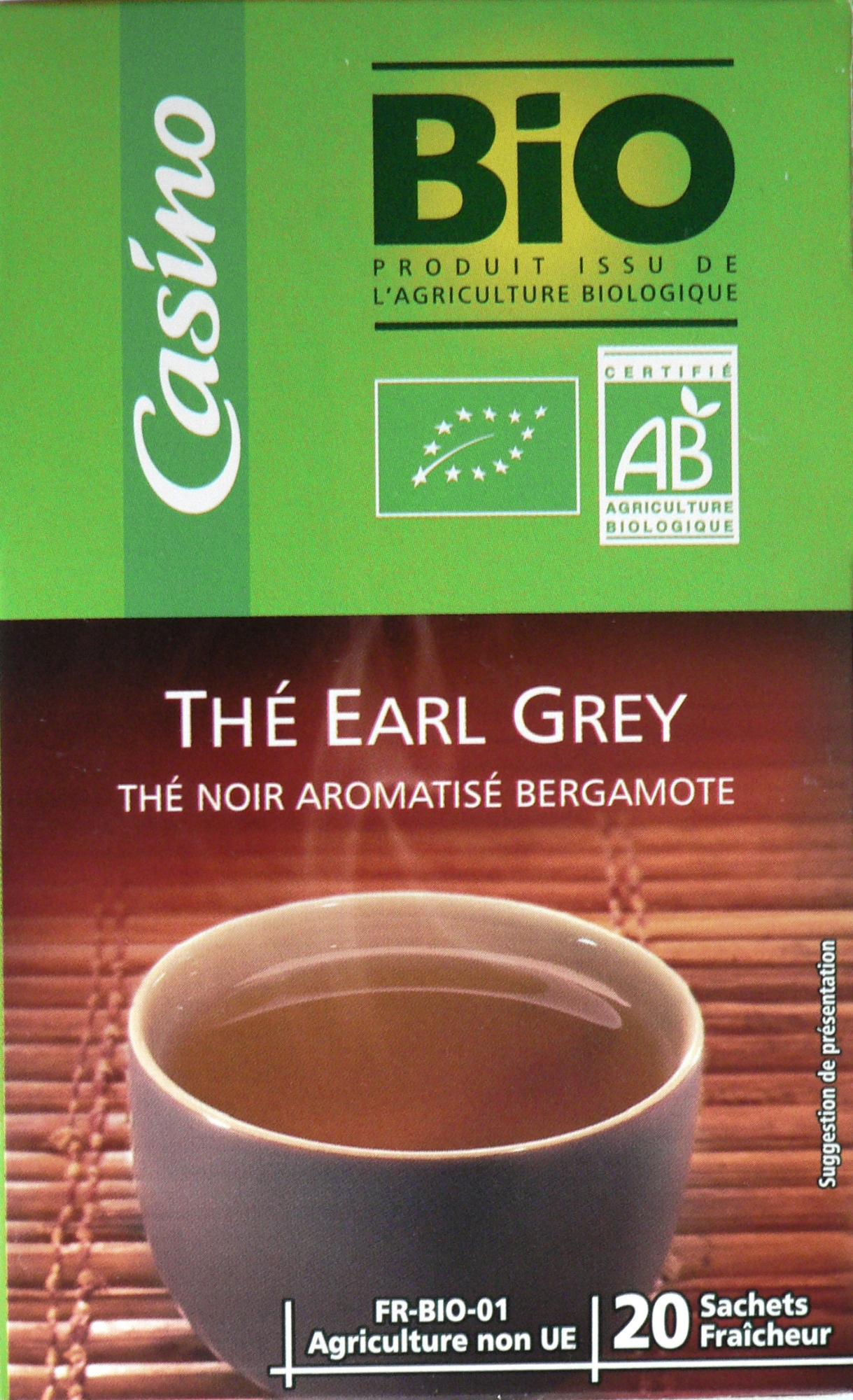 Thé Earl Grey - Product