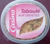 Taboulé aux crevettes - Produit
