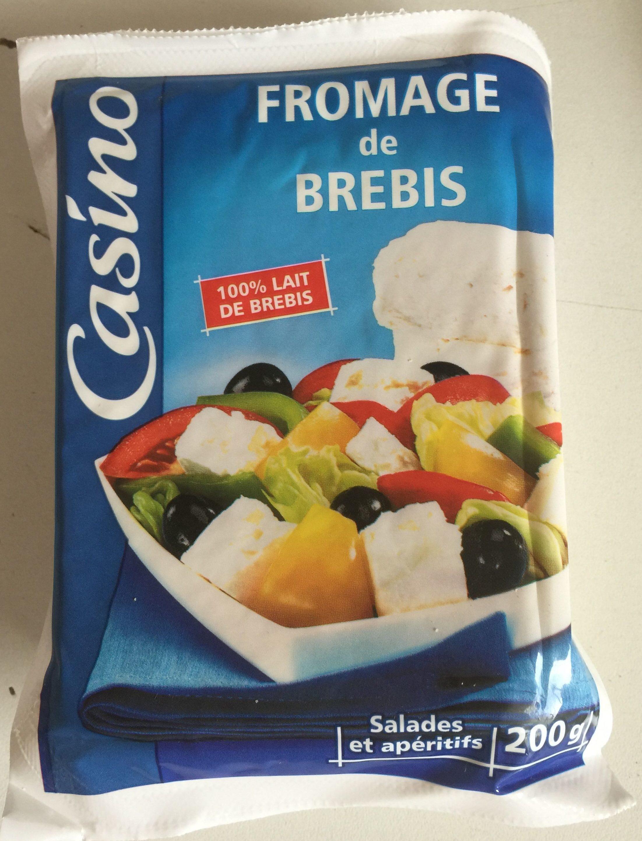 Fromage de brebis - Product