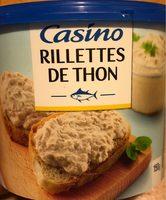 Rillettes de thon - Product