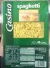 Spaghetti aux oeufs frais - Product