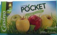 Compot' Pomme allégée en sucres - Producto - fr