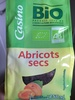 Abricots secs -