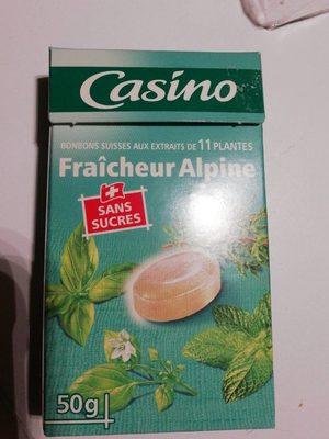 Fraîcheur Alpine - Produit - fr