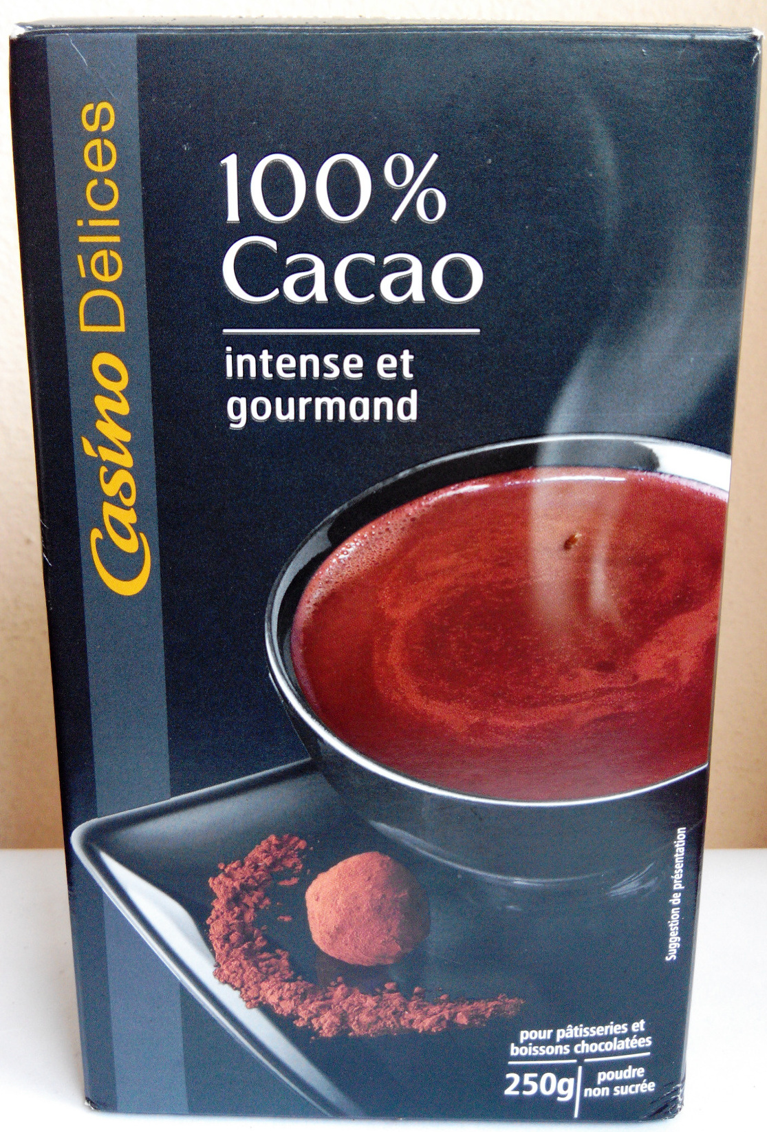 100% Cacao - Product - fr