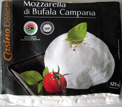 Mozzarella Di Bufala Campana - Produit