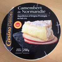Camembert de Normandie - Appellation d'Origine Protégée - Au lait cru - Product - fr