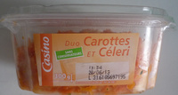 Duo carottes et céleri - Product - fr
