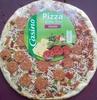 Pizza à pâte fine chorizo - Product
