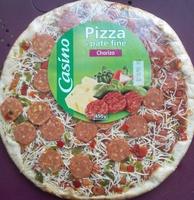 pizza 224 p 226 te chorizo casino 450 g