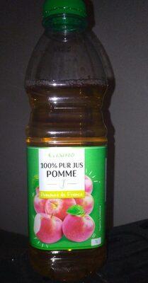 100 % Pur jus de pomme - Product