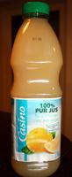 100 % Pur Jus Pamplemousse Blanc avec pulpe - Produit - fr