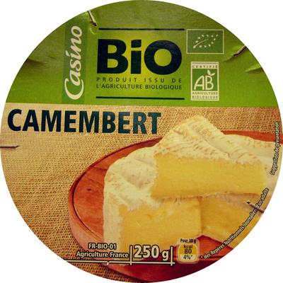 Camembert BIO - Product