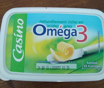 Naturellement riche en acides gras Oméga 3 - Product - fr