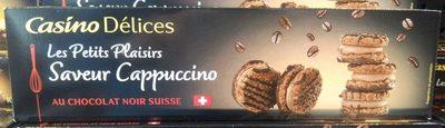 Petits Plaisirs saveur Cappuccino - Product