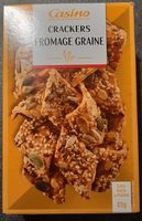 Biscuits Fromage & Graines - Product