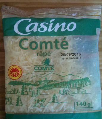 Comté râpé - Prodotto - fr