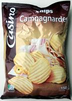 Chips Campagnardes - Product - fr