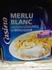 Merlu Blanc aux petits Légumes et Boulgour - Product
