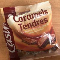 Caramels tendres au beurre salé et à la fleur de sel de Guérande - Product