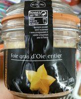 Foie gras d'Oie entier - Product
