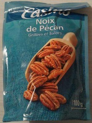 Noix de Pécan Grillées et Salées - Product - fr